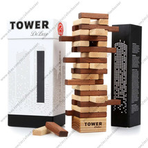 NEW Tower De luxe . Table game. For family. Age 8+ - $71.28