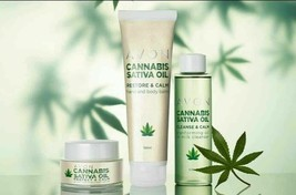 Brand New Avon Cannabis Sativa Oils...*Choose Your Item* - $6.80