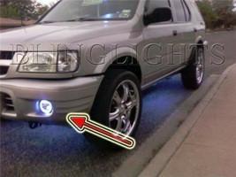 Halo Fog Lamps Angel Eye Driving Lights for 2000 2001 2002 2003 2004 Isu... - $99.77