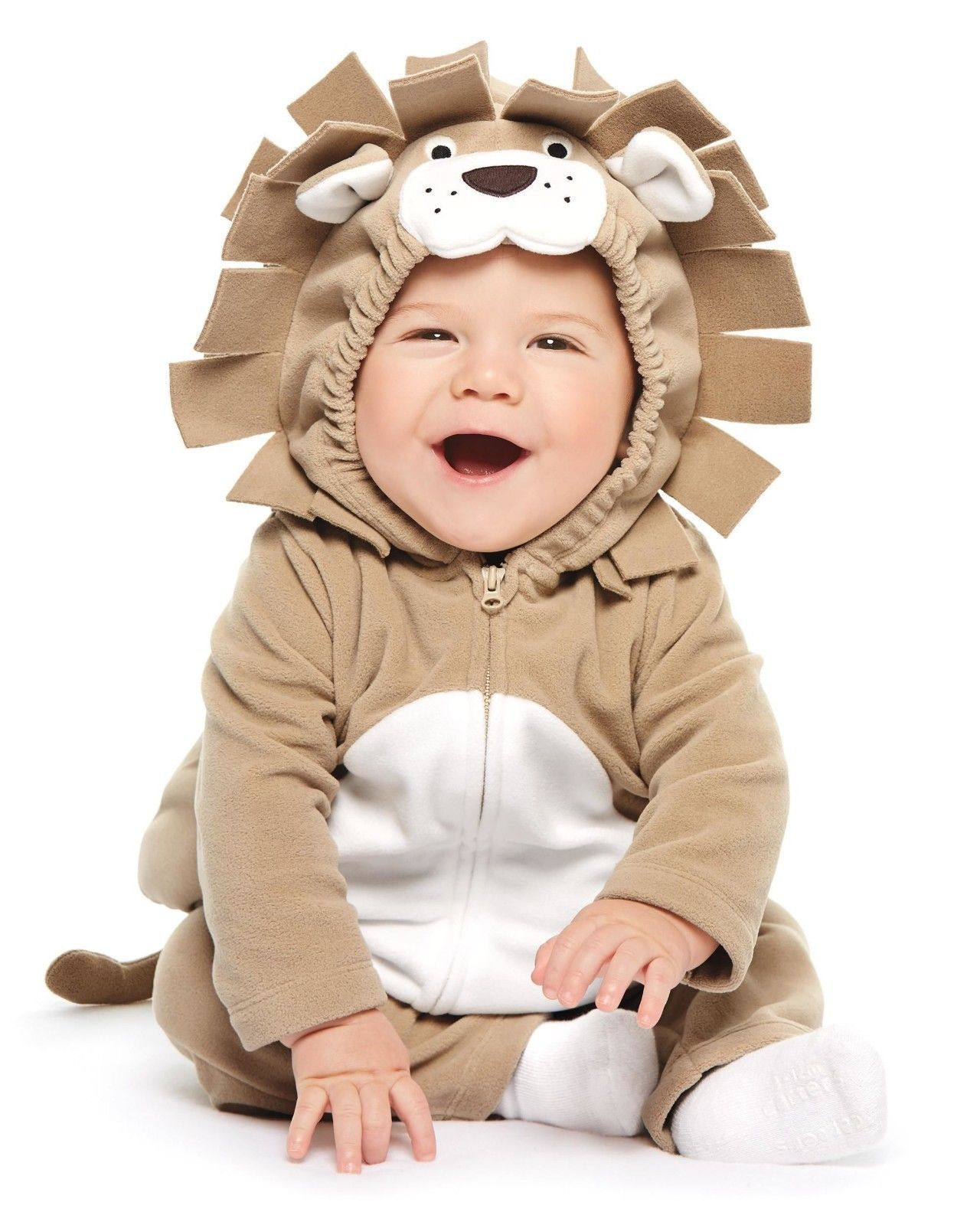 NEW NWT Carters Boys or Girls Lion Halloween Costume Size 18 Months