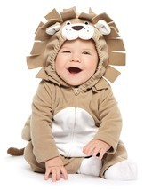 NEW NWT Carters Boys or Girls Lion Halloween Costume Size 18 Months  - $36.99
