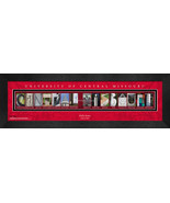 Personalized University of Central Missouri Campus Letter Art Framed Print - $39.95