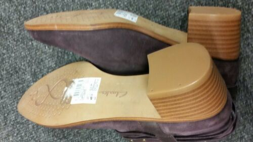 Clarks ladies shoes Size uk 4D