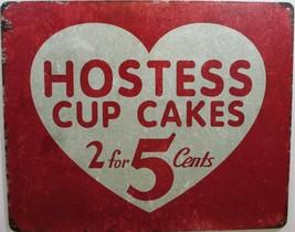 Hostess Cupcakes Metal Sign - $19.95