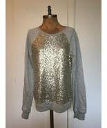 ELIZABETH AND JAMES WOMEN'S SWEATER TOP SIZE L - $29.69