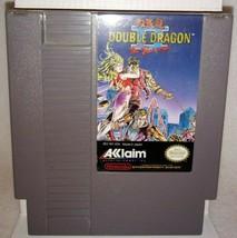 Double Dragon II: The Revenge (Nintendo Entertainment System, 1990) - $8.89