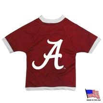 Alabama Crimson Tide Athletic Mesh Pet Jersey - Medium - $22.15