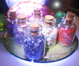 Haunted 5 CREATE YOUR OWN MAGICKALS BEAUTY WEALTH MONEY FAE PROTECTION CASSIA - $30.00