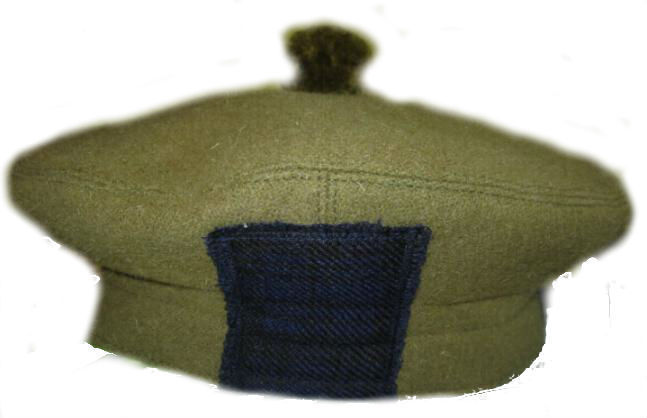 CAP TAM O SHANTER SCOTLAND ROYAL REGIMENT BRITISH ARMY ISSUE ALL SIZES CP MADE - $56.00