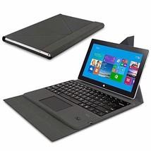 Surface Pro 4/Pro 3 Keyboard Cover - Janvvoo Bluetooth Keyboard Case Com... - $52.41