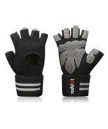 Reddot Workout Gloves - Ultralight Microfiber & Anti-Slip Silica Gel Gri... - £8.31 GBP