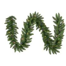 "Vickerman 50' x 14"" Camdon Fir Commercial Artificial Christmas Garland M... - $424.45"