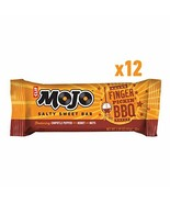 CLIF Bar MOJO - Salty Sweet Snack Bar - Fingerpickin' Barbeque  1.59 Oun... - $15.72