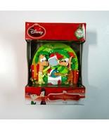 Disney's Phineas & Ferb Bas-Relief Christmas Holiday Ornament - 2013 -Ne... - $13.99