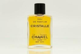 CRISTALLE (CHANEL) Eau de Parfum (EDP) 30 ml VINTAGE - $58.00