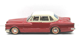 "Rare Red 1960s Bandai Japan Tin Litho Plymouth Valiant 9"" Toy Tinplate Vehicle   - $277.37"