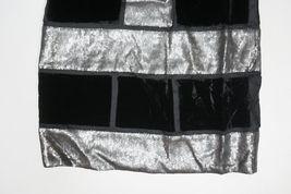 NEW $425 DVF DIANE VON FURSTENBERG JULIANNA 100% SILK VELVET/ SEQUINS DRESS SZ 4 image 4