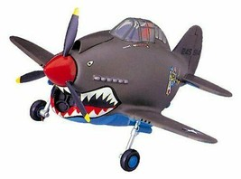 Hasegawa eggs airplane US Army P-40 Warhawk non-scale plastic model TH9 - $19.70