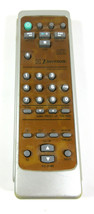 Emerson Remote Control 646-2T106A-000 CD/TUNER Home Audio Oem Brown Silver - $11.83