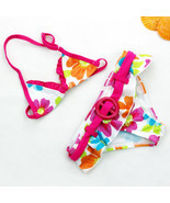 Toddler Kids Baby Girls Tankini Bikini Swimwear Swimsuit Bathing Suit Be... - £8.24 GBP