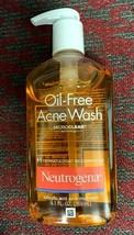 Neutrogena Oil-Free Acne Wash, 9.1 fl oz (269 ml) Exp 08/21 - $14.84