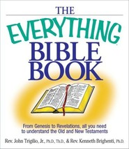 The Everything Bible Book: From Genesis to Revelation, All You Need to U... - $12.52