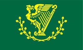 IRISH HARP IRELAND SONS OF ERiN 3X5 FLAG BIKIERS 3 x 5 banner FL#710 3X5... - $6.27