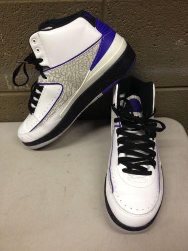 467cddaff3ae 2014 Nike Air Jordan 2 Retro White Concord and 50 similar items