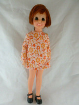 Crissy Vintage Ideal 1968 Doll growing hair 18 in. red hair dark eyes197... - $39.59