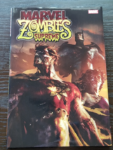Marvel Zombies Supreme Hardcover Graphic Novel - $6.00