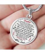 To My Amazing Remarkable Daughter Necklace Gift from Father - Great for ... - $31.63+