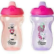 New Tommee Tippee Sippee Cup, BPA-Free, 4-Pack, Girl - $11.77
