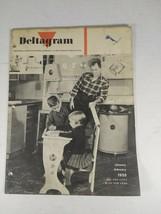 VTG Jan/Feb. 1959 DELTAGRAM Manual/Booklet by Rockwell Mfg. Co - $9.00