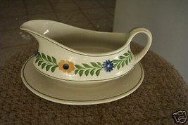 Adams gravy w/underplate (Orleans) 1 available - $26.68
