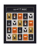 USPS The Art Of Magic Sheet of 20 Forever Stamps - $10.99