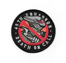 Space Above and Beyond TV Series 46th Squadron Embroidered Patch NEW UNUSED - $7.84