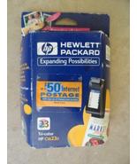 HP 23 Tri-Color Ink Cartridge - $9.00