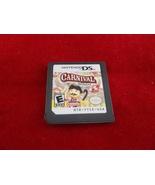 Carnival Games Nintendo DS DSL DSi Video Game Cartridge - $2.25