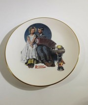 Norman Rockwell The Accordionist Gorham China Collector Plate 1981 - $5.00