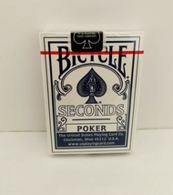 Bicycle Seconds Poker Playing Cards - $16.82
