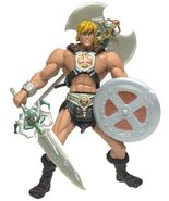 Masters of the Universe: He-Man The Most Powerful Man in the Universe Fi... - $64.35
