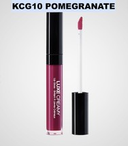 KISS NEW YORK PROFESSIONAL LUXE CREAMY LIP GLOSS KCG10 POMEGRANATE - $2.96