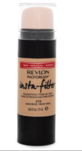 Revlon PhotoReady Foundation Insta-filter #210 Sand Beige / Beige Sable New - $11.95