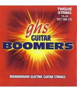 GHS Boomers Guitar Strings 12-String Electric Light Roundwound 10-46 - $14.46