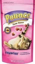 Pounce Crunchy Tuna Flavor Cat Treats, 2.1-oz Bag - $16.18
