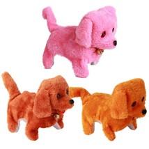 Christmas Gift Electronic Dogs Interactive Electronic Pets Robot Dog Bar... - $14.50