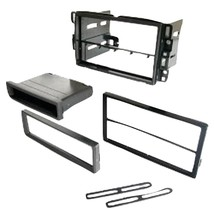 Best Kits Chevrolet 2006-2014 Double-din And Single-din With Pocket Kit ... - $18.28