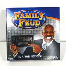 Steve Harvey Family Feud Platinum Edition Game NEW in Open Box - $14.84