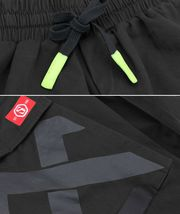 Men's Casual Cargo Pocket Pants Gym Workout Athletic Sport Drawstring Joggers image 10
