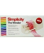 Simplicity The Winder Machine Bias Tape Winder NEW 881979 - $59.99
